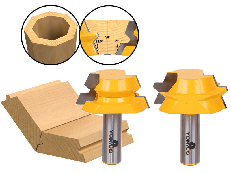Joinery Glue Joint Miter Glue Joint Lock Miter