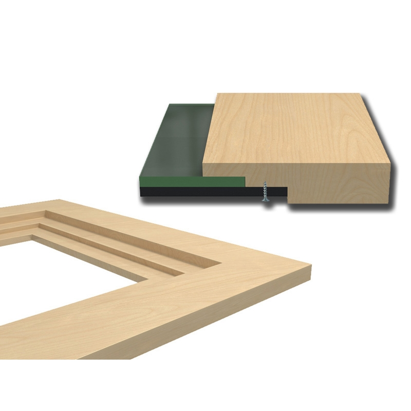 Joinery Rabbet Stepped Rabbet Picture Frame Router