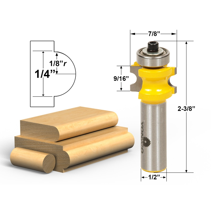 birdsmouth router bit instructions