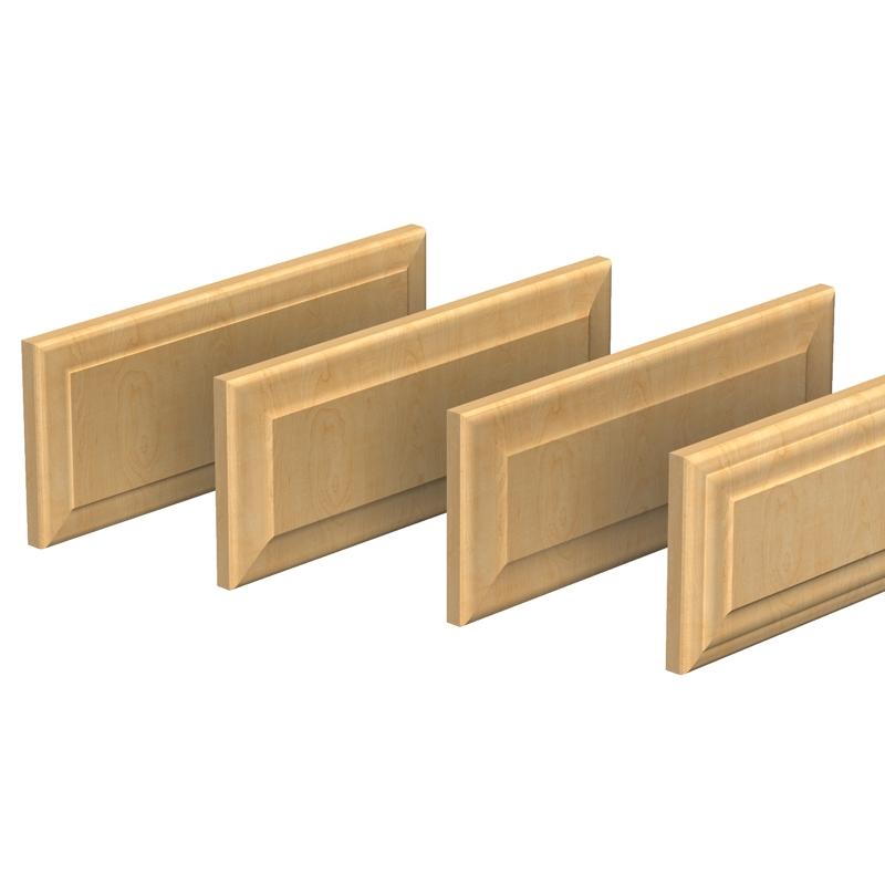 4 Bit Drawer Front Cabinet Door Front Router Bit Set 12 Shank