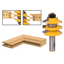 Yonico 43031S 2-Inch Diameter Steel Forstner Drill Bit 3//8-Inch Shank
